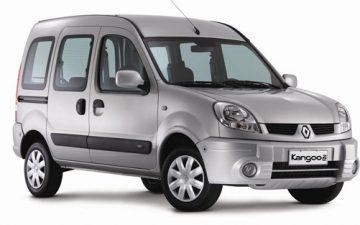 Renault Kangoo o similar