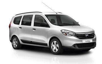 Renault Dacia Lodgy 7 plazas o similar